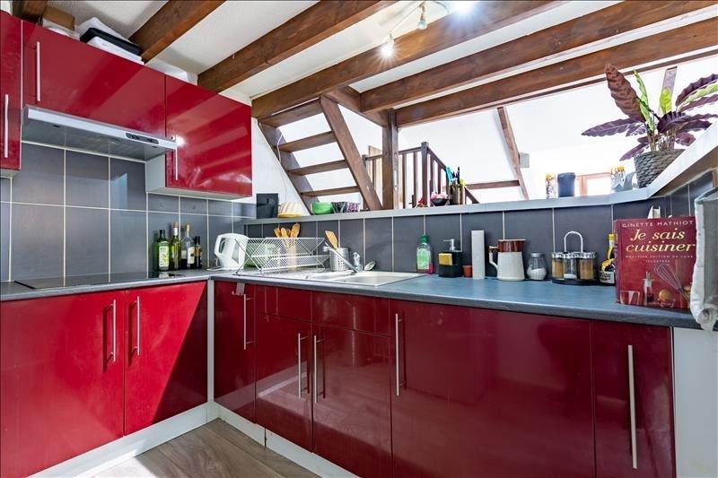 Sale apartment Besancon 109500€ - Picture 1