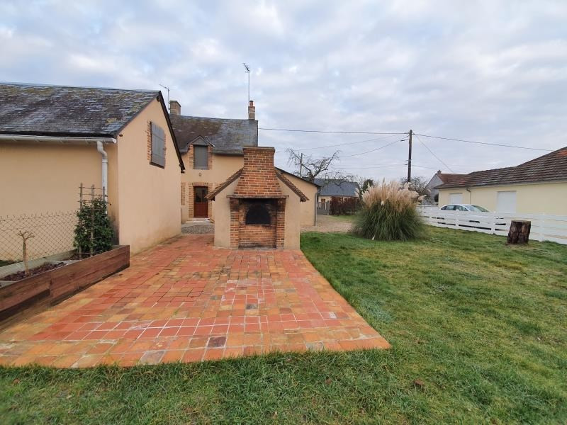 Rental house / villa Aubigny sur nere 446€ CC - Picture 6