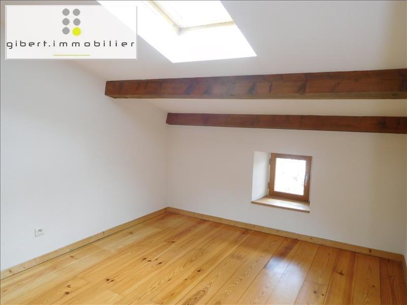 Rental apartment St paulien 471,79€ CC - Picture 5