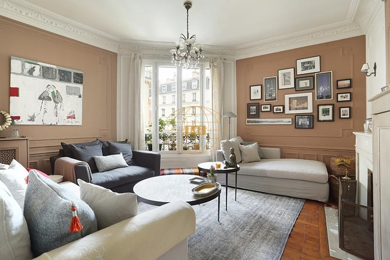 Vente de prestige appartement Neuilly sur seine 1 445 000€ - Photo 1