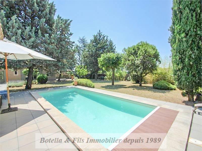 Verkoop van prestige  huis Uzes 849000€ - Foto 15