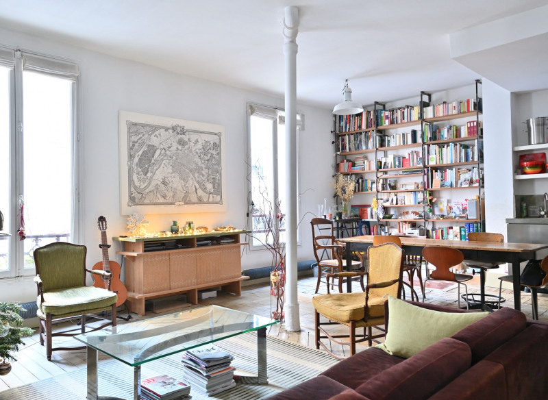 Vente appartement Paris 10ème 940 000€ - Photo 4