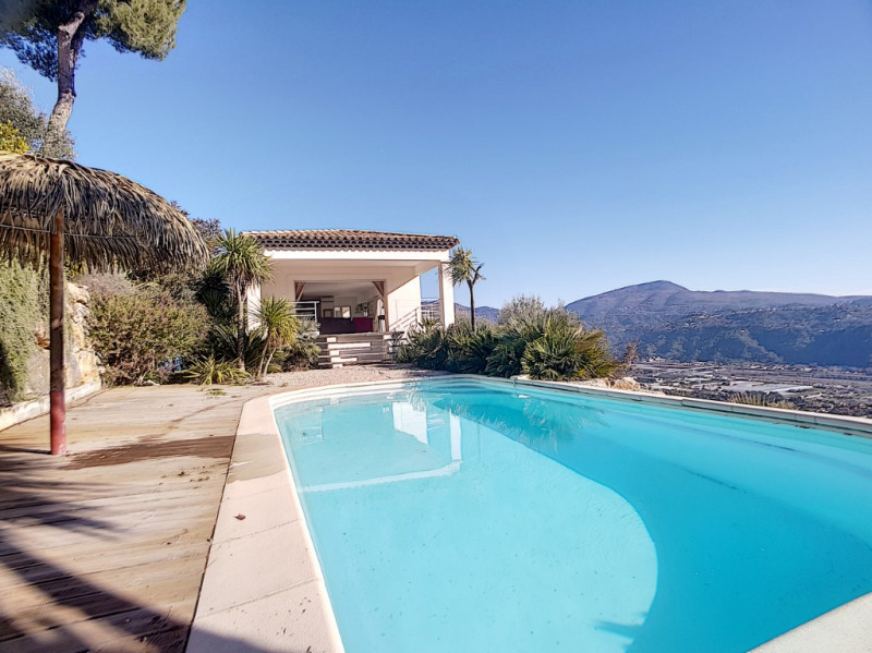 Deluxe sale house / villa Gattieres 790000€ - Picture 4