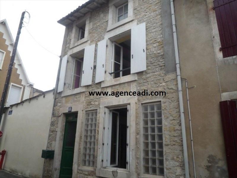 Vente maison / villa St maixent l ecole 65000€ - Photo 1