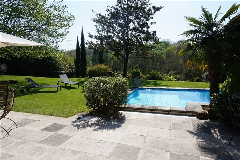 Revenda residencial de prestígio casa Chabeuil 750000€ - Fotografia 2
