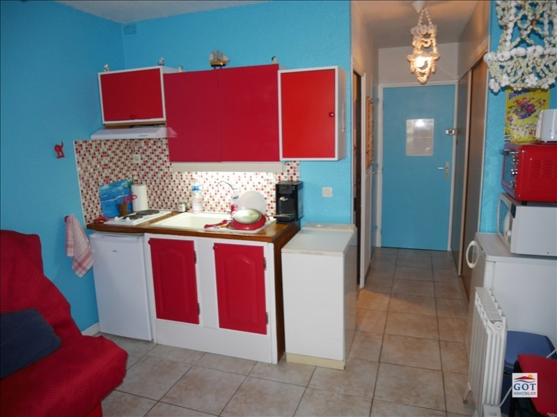 Vente appartement Le barcares 53 500€ - Photo 2