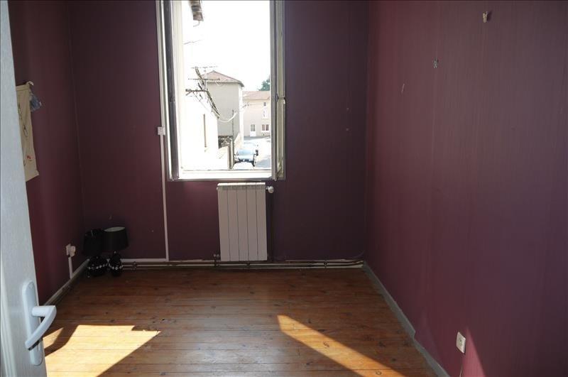 Verkoop  huis Le peage de roussillon 136000€ - Foto 8