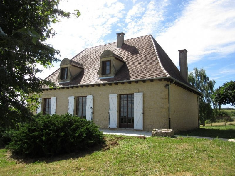 Sale house / villa Beauregard de terrasson 493500€ - Picture 1