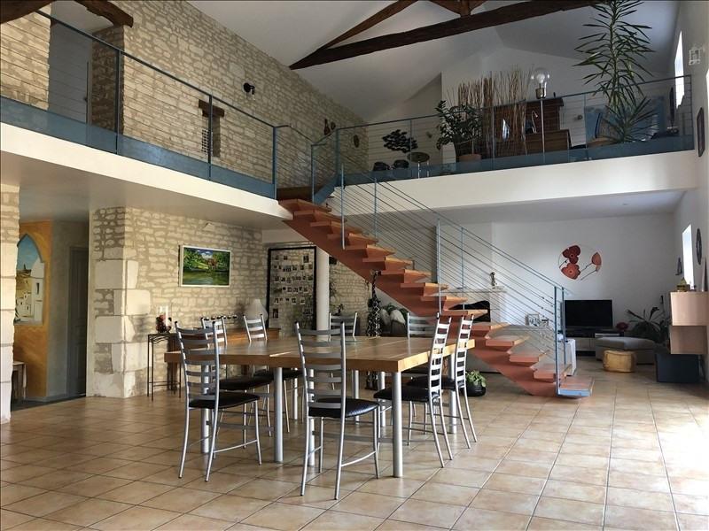 Vente maison / villa Champigny le sec 294000€ - Photo 2