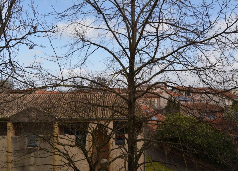 Rental apartment Toulouse 419€ CC - Picture 2