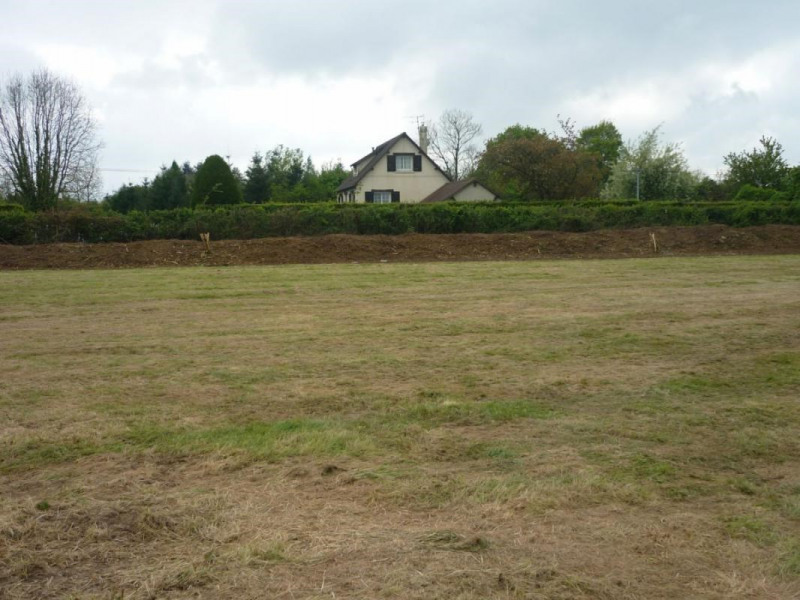 Vente terrain Saint-germain-la-campagne 25 000€ - Photo 1