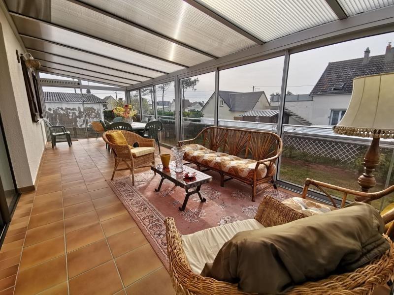 Sale house / villa St germain sur ay 204500€ - Picture 2
