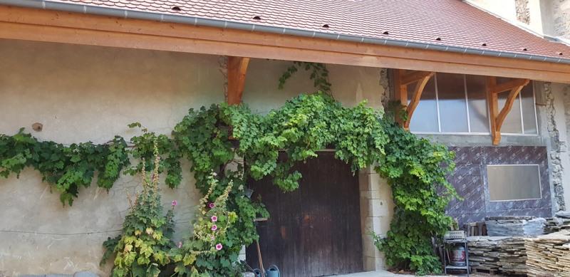 Revenda residencial de prestígio casa Barraux 639000€ - Fotografia 3