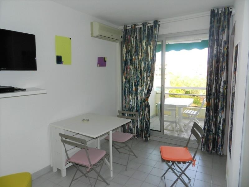 Location appartement La grande motte 580€ CC - Photo 1