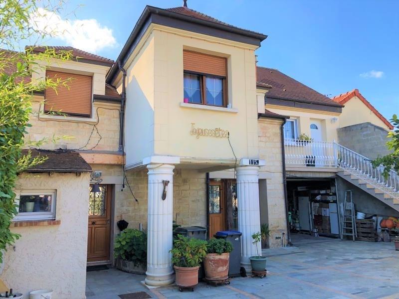 Vente maison / villa Bezons 520000€ - Photo 1