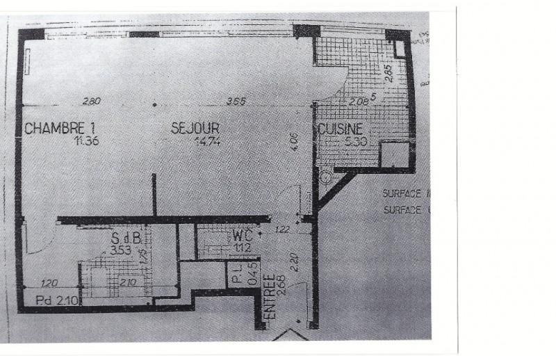 Sale apartment Levallois perret 417000€ - Picture 5