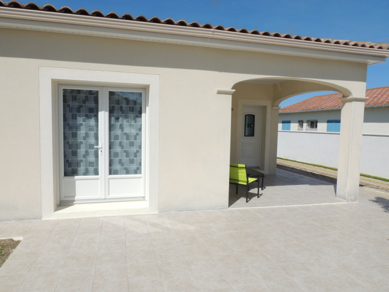 Vacation rental house / villa Saint sulpice de royan 455€ - Picture 1