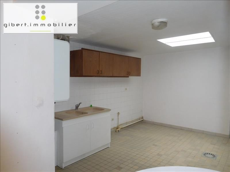Location local commercial Le puy en velay 490€ HT/HC - Photo 5
