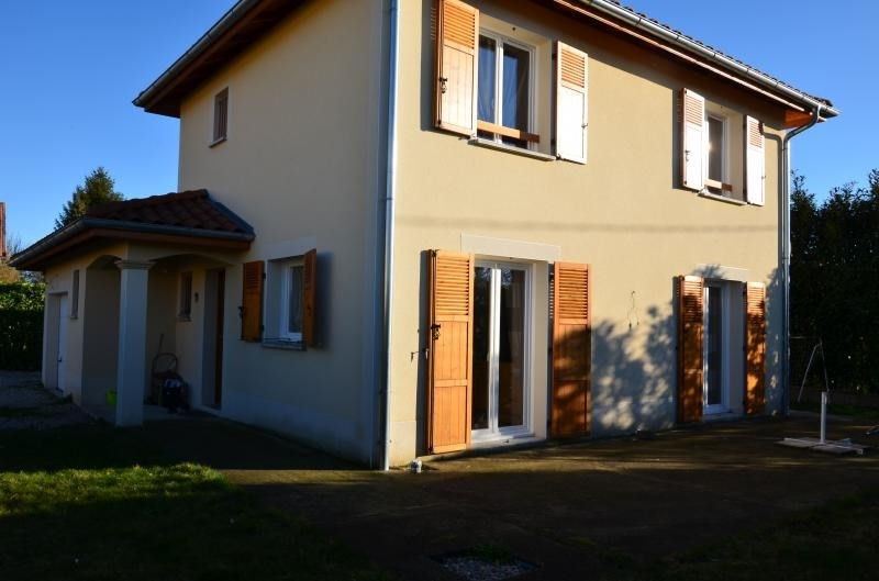 Sale house / villa Charantonnay 255000€ - Picture 1