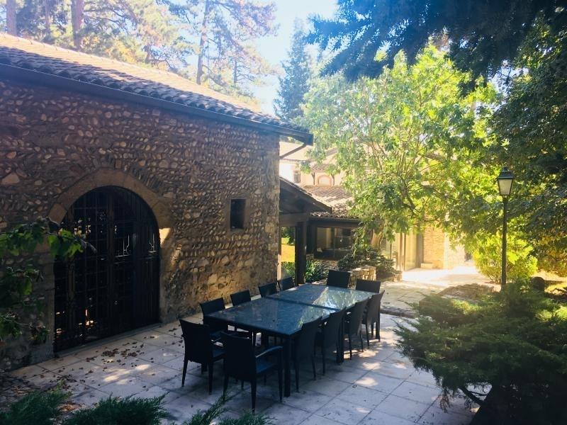 Vente de prestige maison / villa St cyr sur le rhone 599000€ - Photo 7