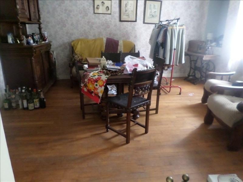 Vente maison / villa Lussac les chateaux 50000€ - Photo 2