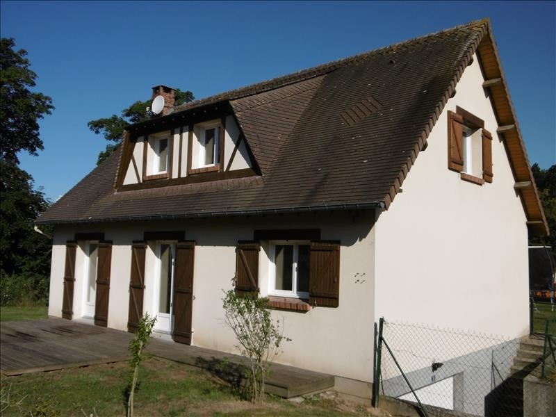 Vente maison / villa Bermonville 179000€ - Photo 1