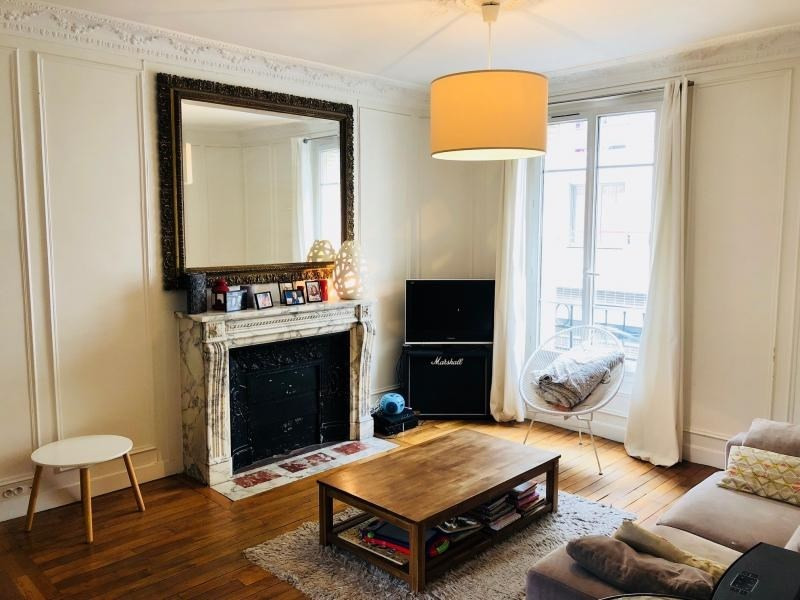 Vente appartement Asnieres sur seine 567000€ - Photo 2