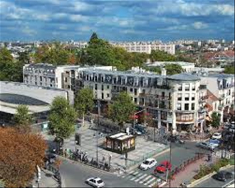 Rental parking spaces Sceaux 90€ CC - Picture 1