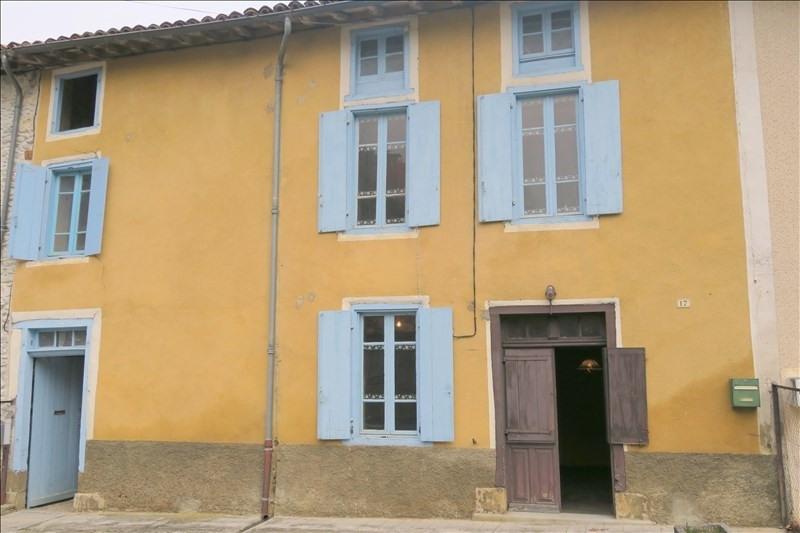 Sale house / villa Belesta 49000€ - Picture 1