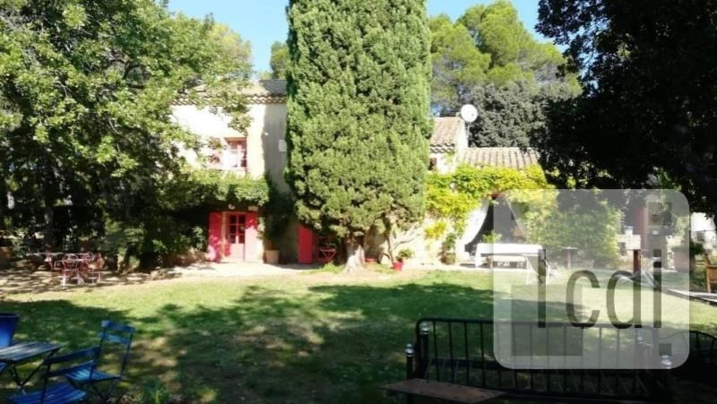 Vente de prestige maison / villa Mornas 760 000€ - Photo 1