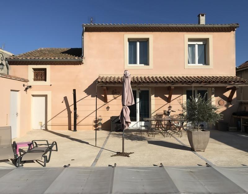 Vente maison / villa Courthezon 296000€ - Photo 1