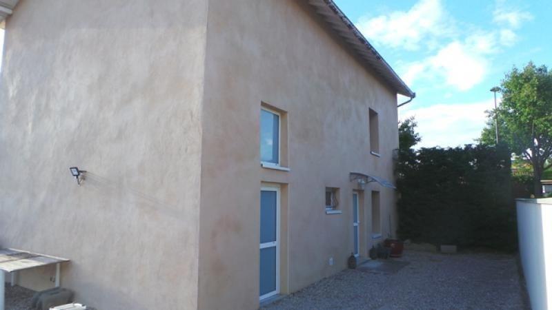 Vente maison / villa Villette d anthon 258000€ - Photo 1