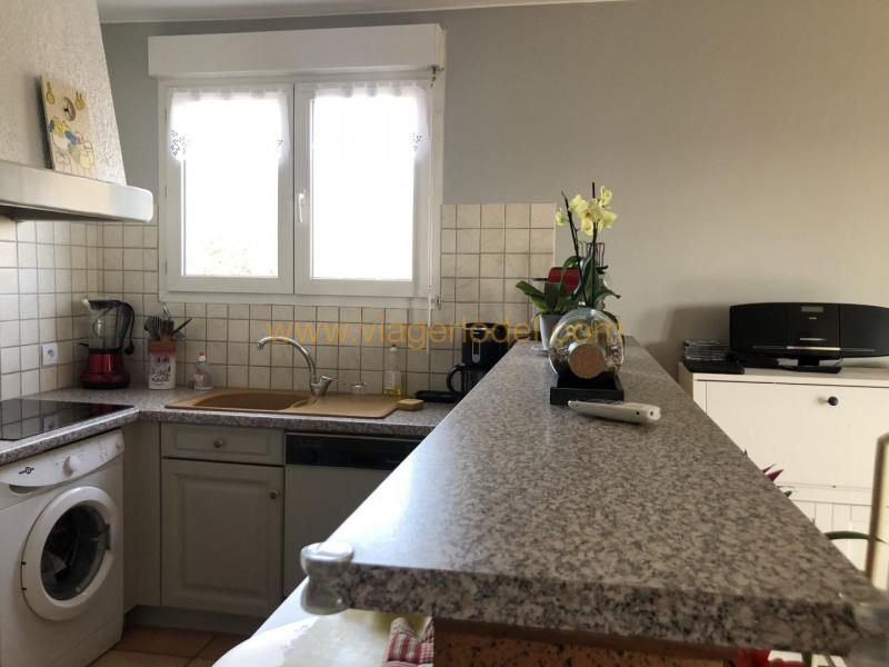 Vendita nell' vitalizio di vita appartamento Yerres 65000€ - Fotografia 5