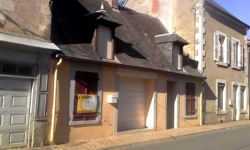 Sale shop Henrichemont 50000€ - Picture 3