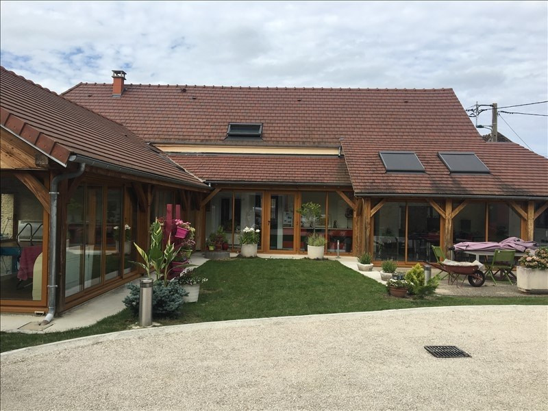 Sale house / villa Villiers vineux 390 000€ - Picture 1
