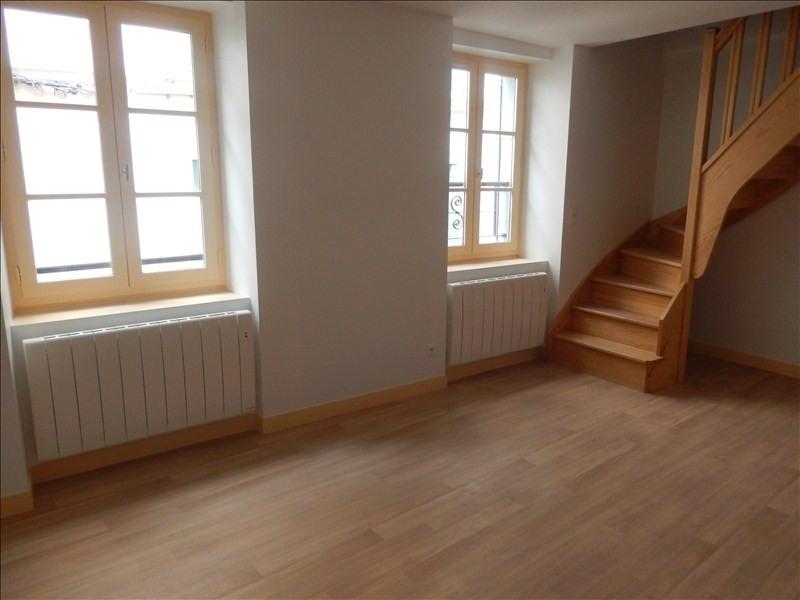 Rental apartment Le puy en velay 321,79€ CC - Picture 1