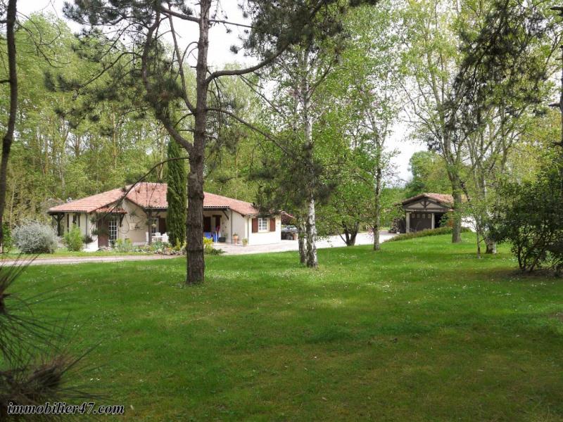 Sale house / villa Castelmoron sur lot 222500€ - Picture 2