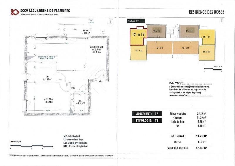 Location appartement Saint martin au laert 520€ CC - Photo 2