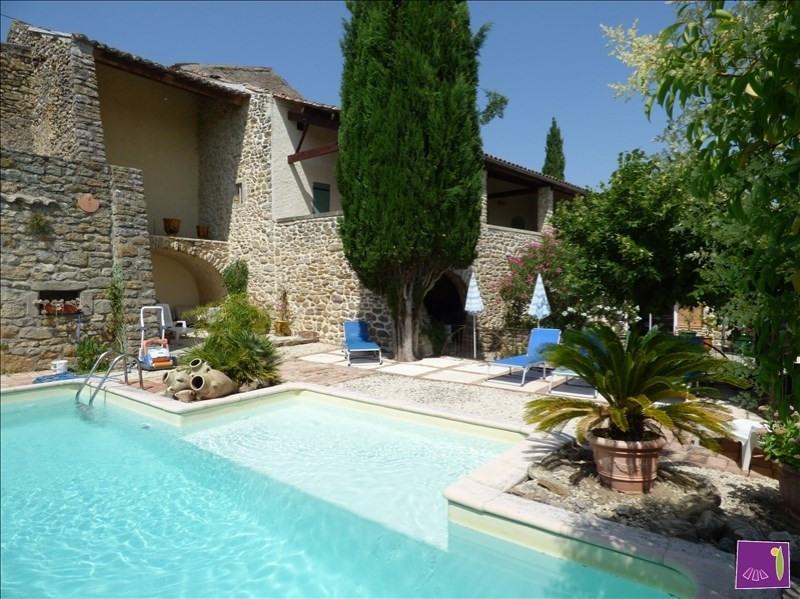 Verkoop van prestige  huis Barjac 915000€ - Foto 2