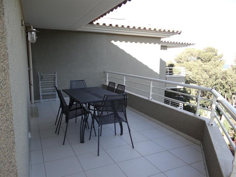 Location vacances appartement Cavalaire 600€ - Photo 7