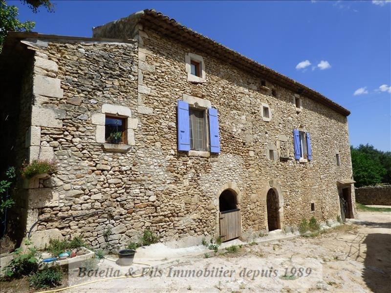 Immobile residenziali di prestigio casa Uzes 490000€ - Fotografia 1