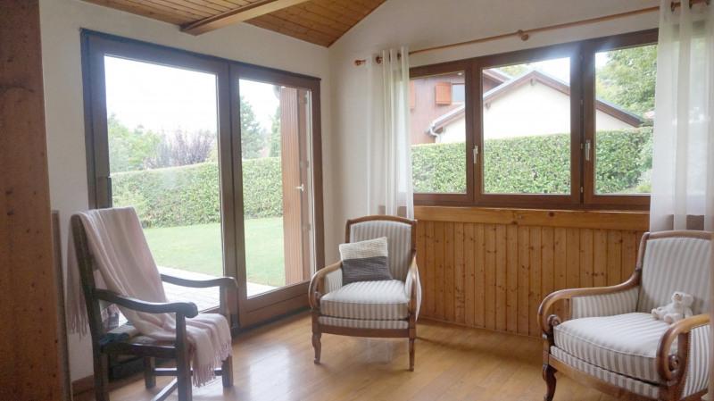 Vente maison / villa Peillonnex 459000€ - Photo 3