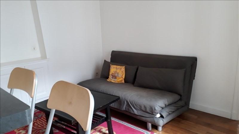 Rental apartment Paris 18ème 920€ CC - Picture 1