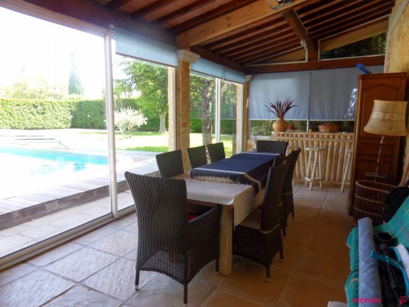 Vente maison / villa Morieres les avignon 380000€ - Photo 4