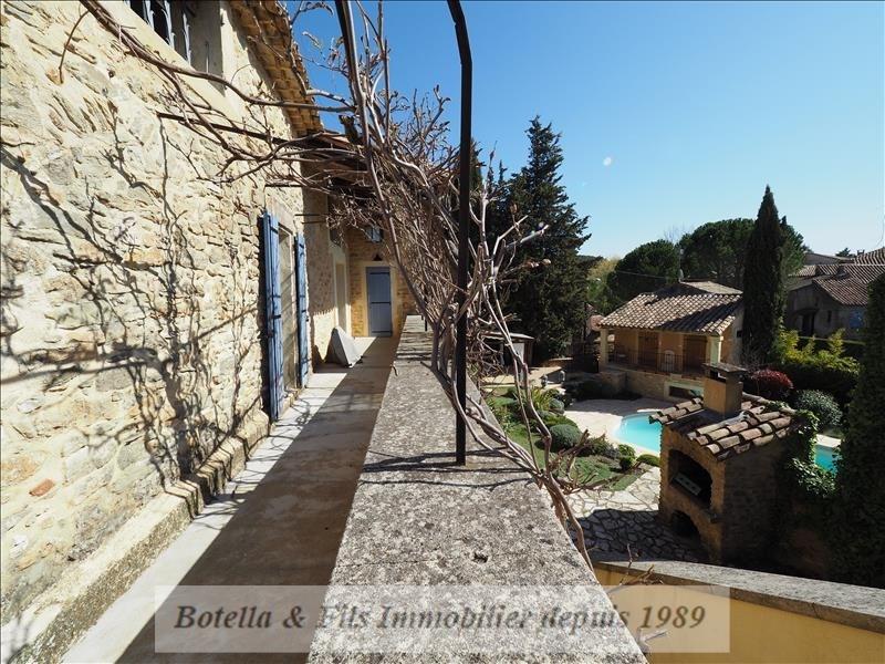 Verkoop van prestige  huis Uzes 745000€ - Foto 11