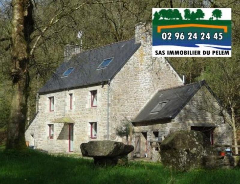 Sale house / villa Plesidy 227500€ - Picture 1