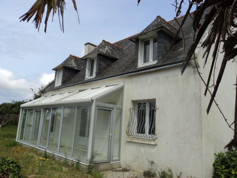 Vente maison / villa Plouhinec 121200€ - Photo 1