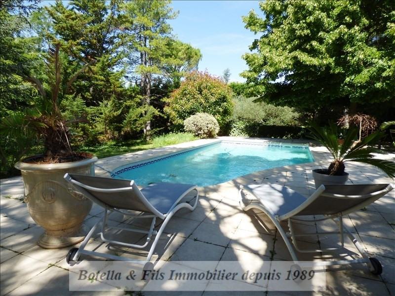 Verkoop  huis Uzes 453000€ - Foto 5