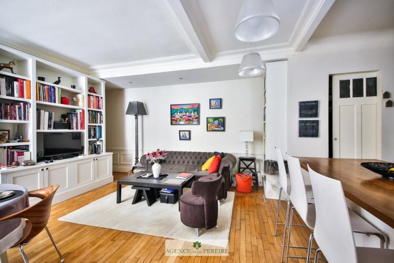 Vente maison / villa Paris 17ème 670000€ - Photo 7