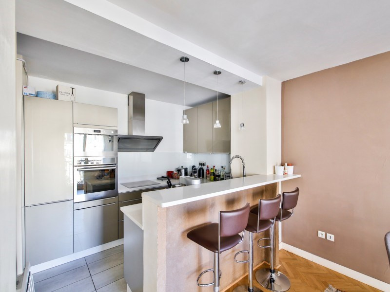 Vendita appartamento Paris 17ème 838350€ - Fotografia 7